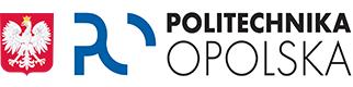 Godło Polski wraz z logotypem Politechniki Opolskiej